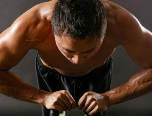Die äußere oder innere Brust trainieren?